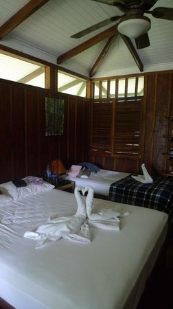 Mawamba Lodge:                   room
