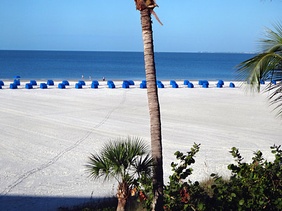 Pointe Estero Beach Resort:                   View from patio