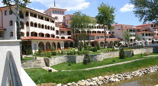 Helena Park Hotel