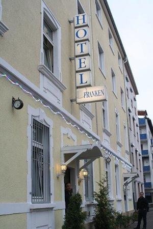 Photo of Hotel Franken Frankfurt