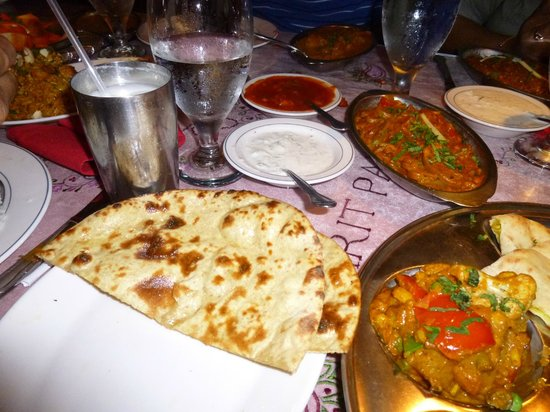 Amrit Palace Indian Restaurant:                   Fantastic food