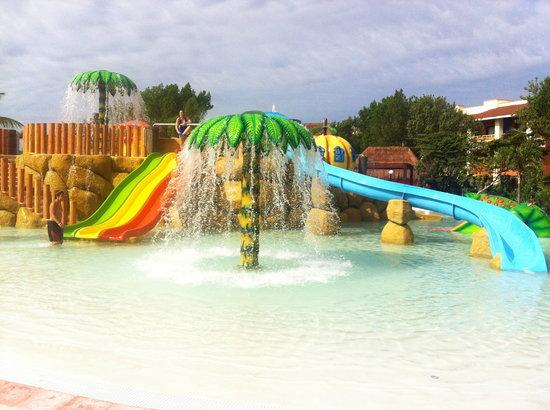 Grand Bahia Principe Coba:                   Water Park