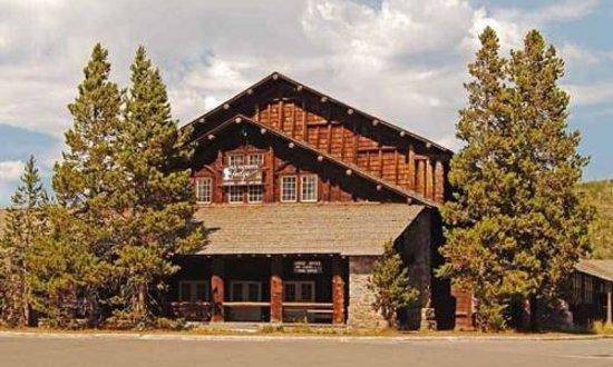 Photo of Old Faithful Lodge Cabins Yellowstone National Park