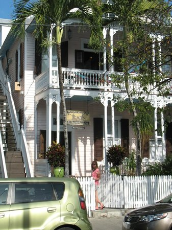 Key West Bed and Breakfast:                   Exterior View
