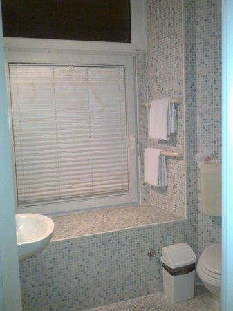Hotel Emonec:                   Bathroom