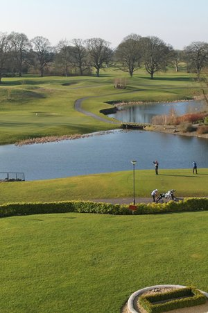 Knightsbrook Hotel & Golf Resort:                                                                         Golf course