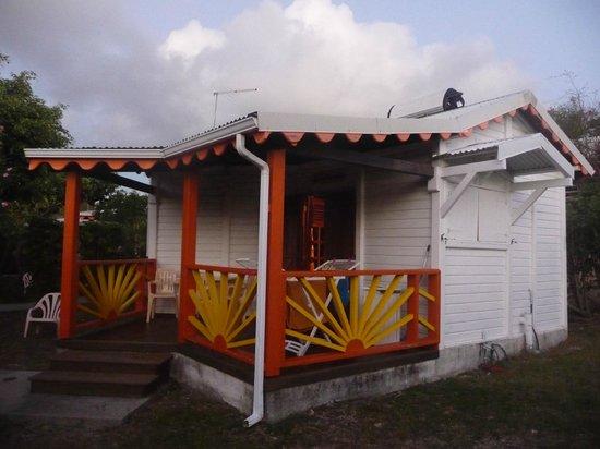Le Soleil Levant Resort & SPA:                   un petit bungalow