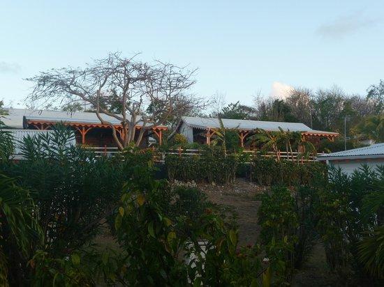 Le Soleil Levant Resort & SPA:                   les grands bungalows