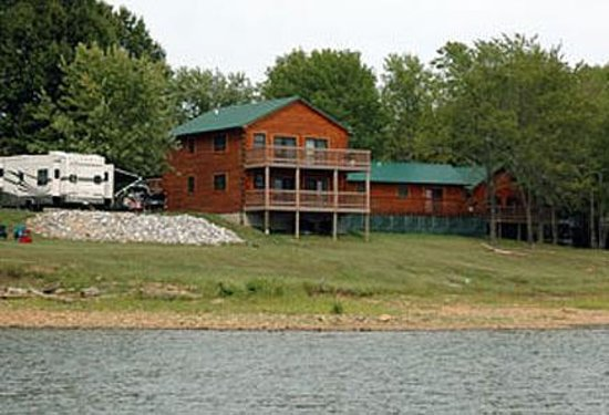Kentucky Lakes / Prizer Point KOA: Cabins