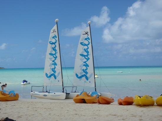 Sandals Grande Antigua Resort & Spa:                   Free Watersports