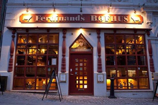 Ferdinands Bøfhus Slagelse
