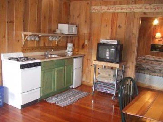 Pine Rest Cabins: Cabin #2
