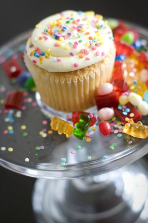The Cupcakery: Confetti Cupcake