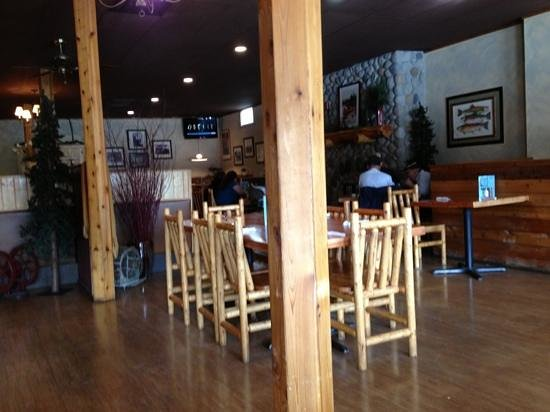 Oxbow Restaurant & Saloon:                   good place to be
