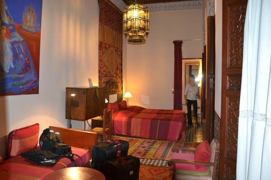 Riad Dar Cordoba:                   habitacion