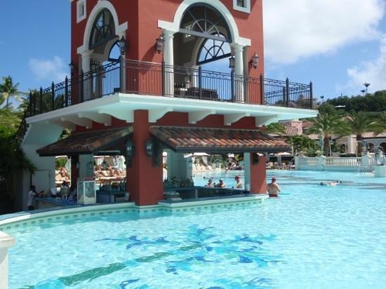Sandals Grande Antigua Resort & Spa:                   Dirty Banana..Yum!