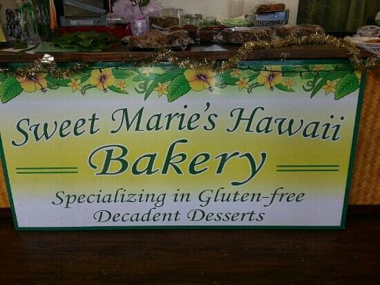 Sweet Marie's Hawaii :                   Sweet Marie's