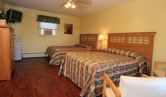 Sea Drift Motel: standard room