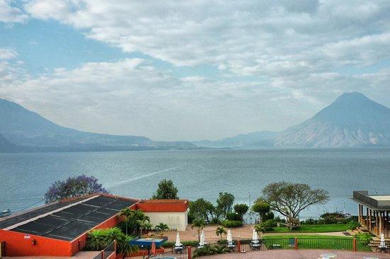 Porta Hotel Del Lago:                   Vista desde Habitacion
