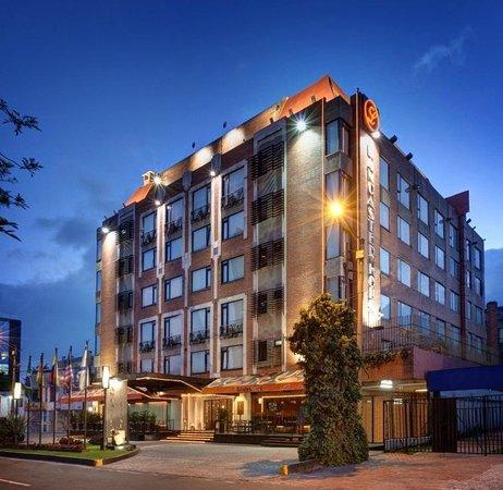Lancaster House : Hotel Facade