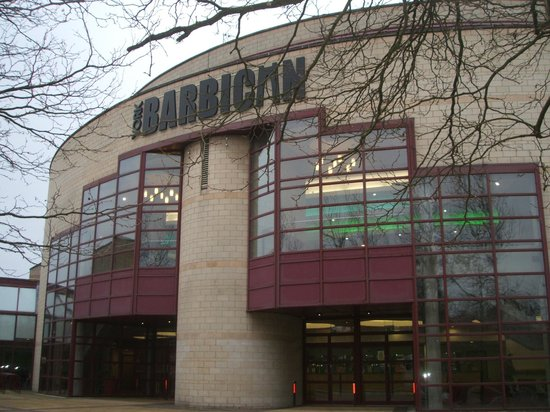 Barbican House :                   Barbican Theatre York