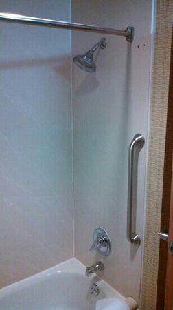 Holiday Inn Express North Conway:                   shower