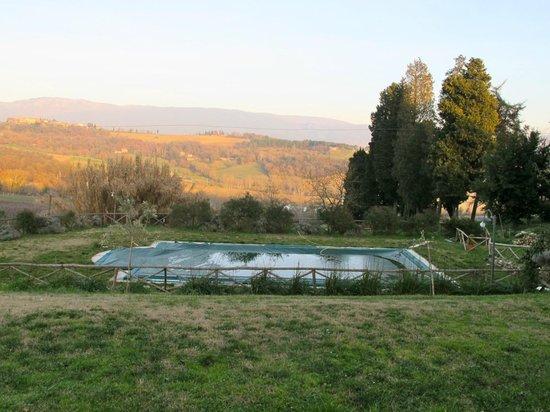 Villa Sobrano Country House :                   Pool
