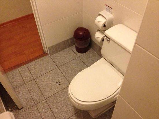 Casa Andina Standard Arequipa:                   Banheiro