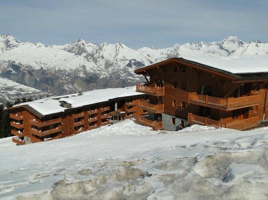 Pierre & Vacances Premium Residence Les Alpages de Chantel:                                     Résidence Les Alpages de Chantel à Arc 1800