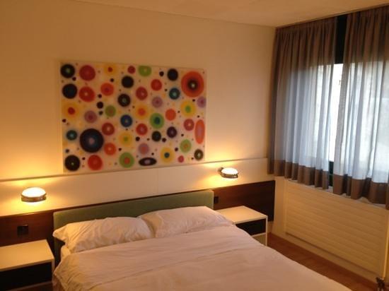 Hotel Garni Centro:                   camera matrimoniale
