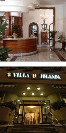 Hotel Residence Villa Jolanda: hall