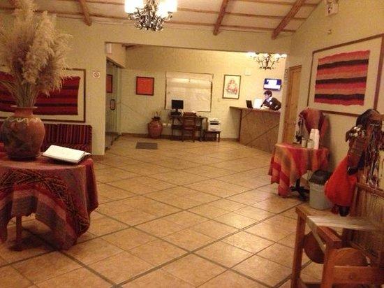 Casa Andina Standard Colca:                   Recepção