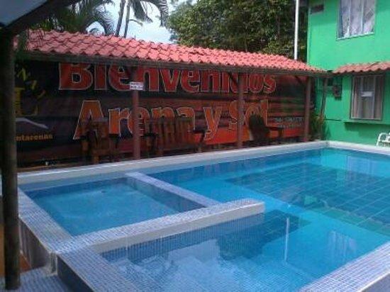Hotel Arena y Sol: Hotel