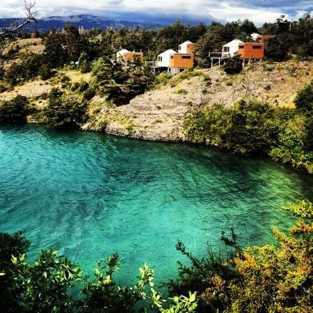 Patagonia Camp:                   lago del toro