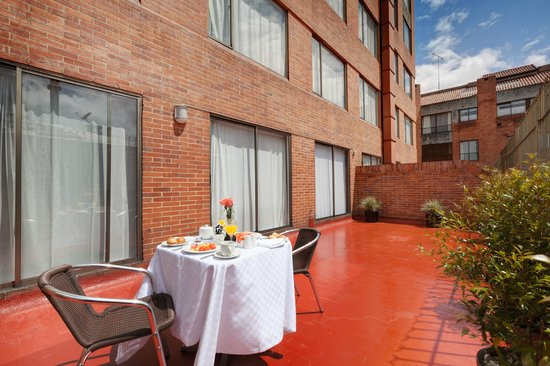 Lancaster House: Suites with private terraces