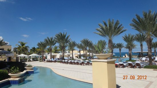 The Westin Dawn Beach Resort & Spa, St. Maarten:                   Pileta/Playa