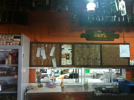 Restaurante Gourmet Shop:                   Hermosa ambientación