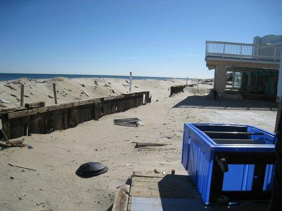 White Sands Oceanfront Resort Spa To Beach