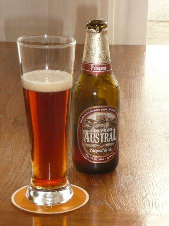 Los Pioneros:                   Australis Beer