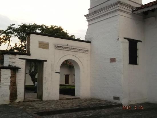 El Museo de La Merced:                   museo arqueologico