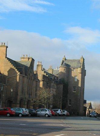 Dornoch Castle Hotel:                                     Hotel