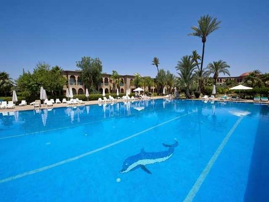 IBEROSTAR Club Palmeraie Marrakech:                                     Exterior