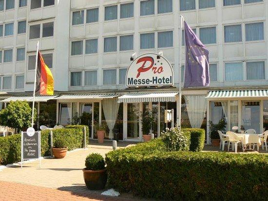 Foto de Pro Messe-Hotel Hannover