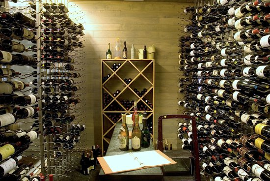 Valley Kitchen: Wine Vault