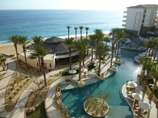 Grand Solmar Land's End Resort & Spa:                                     view from room