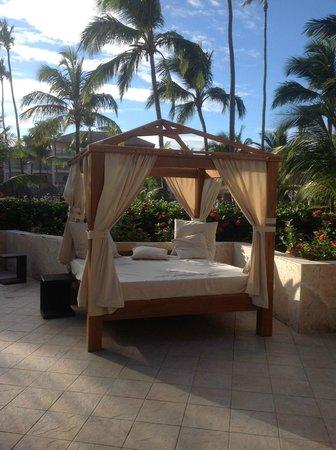 Hotel Majesctic Colonial Punta Cana:                                     Pool Cabana