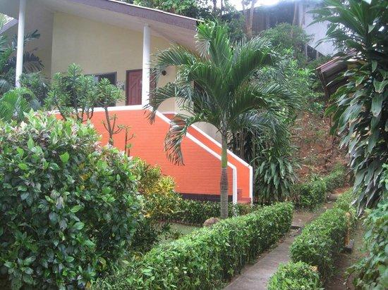 Baan-Pra-Kai-Kaew Resort:                   Bungalow 7