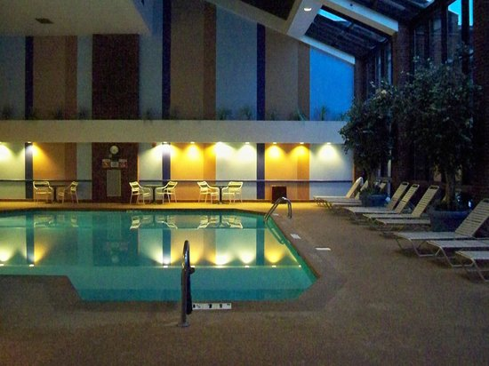 Hartford Marriott Farmington:                                     Pool