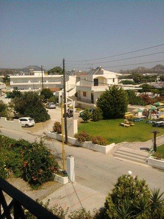 Elpida Beach Studios :                                     view