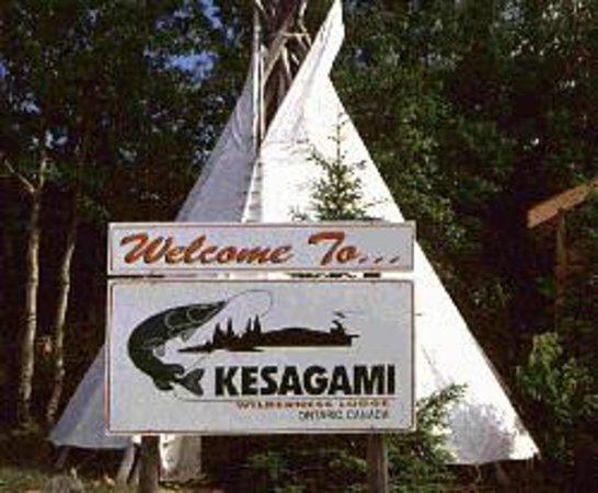 Kesagami Wilderness Lodge: Kesagami Lodge
